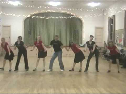 Chester's Cool Kittens Jazz Performance Class performs to Sugarfoot Rag - Got2Lindy.com