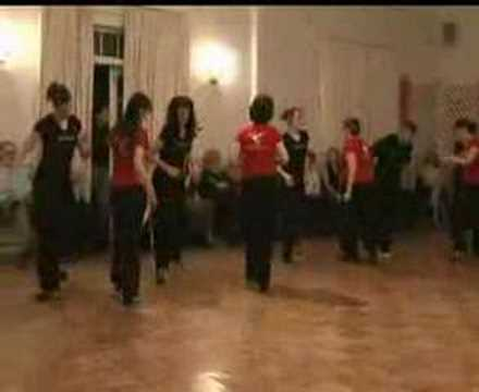 Chester's Cool Cats & Kittens Jazz Peformance Class Routine in Kingston, NY. - Got2Lindy.com