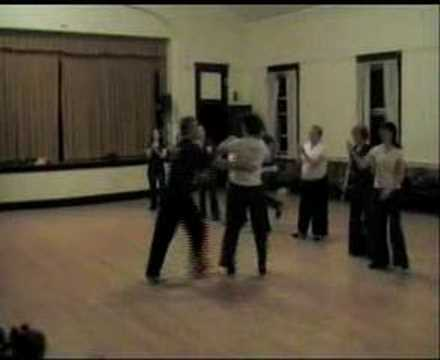 Chester's Cool Cats & Kittens Jazz Performance Class Routine on October 14, 2006