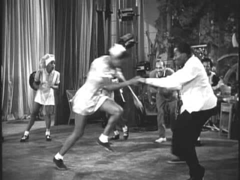 Whitey's Lindy Hoppers from the 1941 film Helzapoppin.
