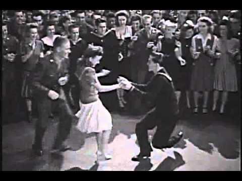 Swing Fever - Jean Veloz Clip.