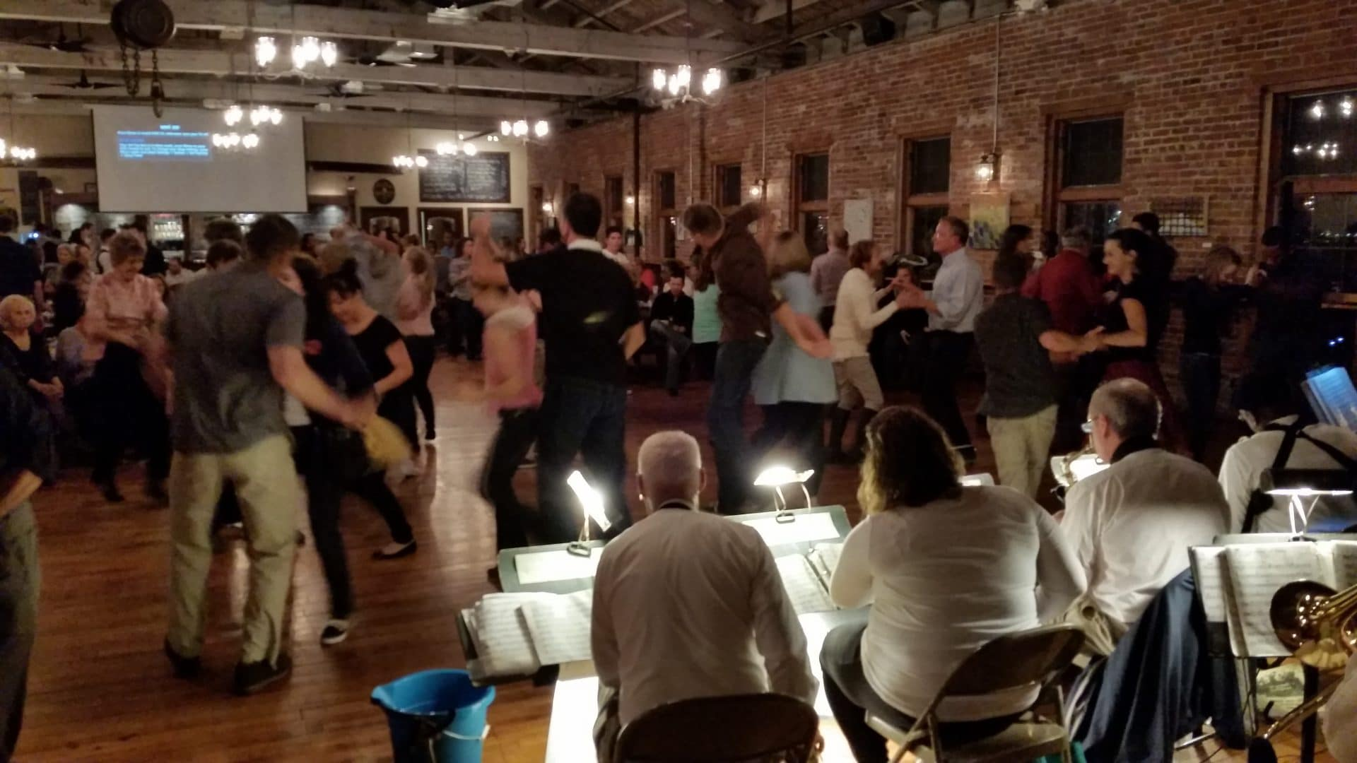 Swing Night at The Newburgh Brewing Company