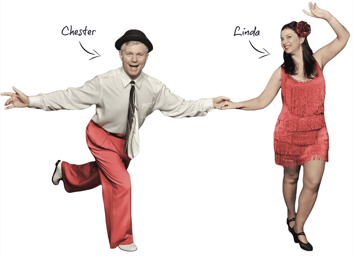 Linda & Chester Swing Dance Instructors
