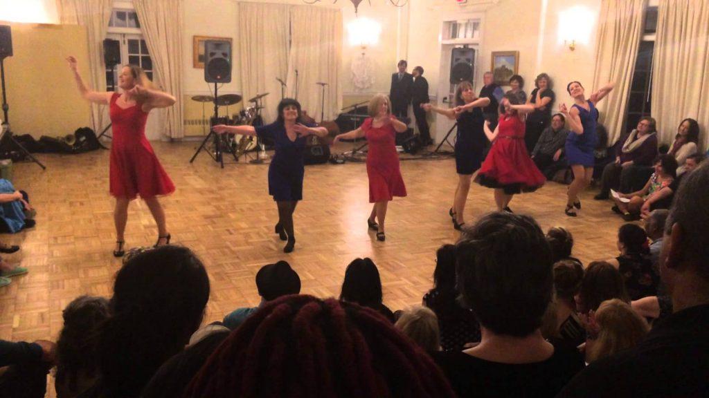 Let's Get Happy Together, HVCD Dance Emily Vanston, choreographer