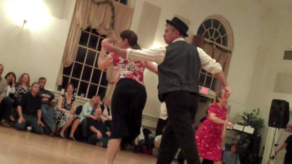 Chester and Linda Freeman's Cool Cats and Kittens dance on May 7, 2010 - Got2Lindy.com